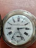 """Часы карманные, серебряные. Марка """"Телефонъ"""" photo 4"""