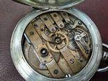 """Часы карманные, серебряные. Марка """"Телефонъ"""" photo 5"""