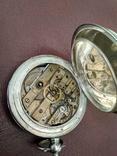 """Часы карманные, серебряные. Марка """"Телефонъ"""" photo 9"""