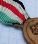 Медаль італійсько-німецька кампанія в Африці photo 9