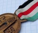 Медаль італійсько-німецька кампанія в Африці photo 11