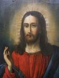 """Икона """"Господь Вседержитель"""". 32х25х2см.. photo 4"""