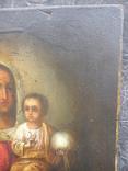 "Икона ""Матерь Божия"". 34х25х2см.. photo 3"