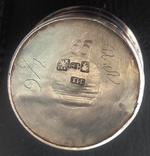 1849 Рюмка. Серебро, 84 пр., 41гр., Н-5,5см photo 3