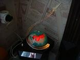 Ночник, земной шар, Космос, ракета, спутник photo 1