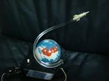 Ночник, земной шар, Космос, ракета, спутник photo 3