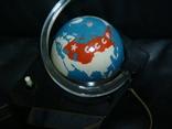 Ночник, земной шар, Космос, ракета, спутник photo 4