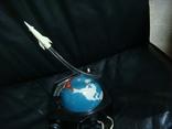 Ночник, земной шар, Космос, ракета, спутник photo 6