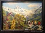 1994 картина 29х40 к.м.