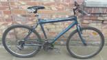 Старый велосипед photo 1