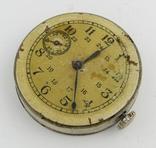 Часы наручные серебро НКОМ 15 камней 1 ГЧЗ им. Кирова Москва СССР 1941 год на ходу photo 9