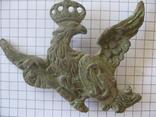 Накладка з лядунки з монограмою Станіслава Авг. Понятовського, короля польського photo 1