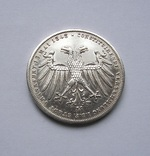 2 Гульдена 1848 Франкфурт photo 2