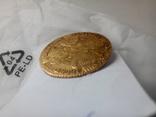 10 рублей 1774 года - золотой червонец Екатерины II photo 3