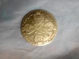 10 рублей 1774 года - золотой червонец Екатерины II photo 8