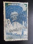 Британское содружество.  Австралийские Антаркт. Территории  марка  гаш, фото №2