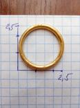 Золото кольцо по ЧК 6.50гр. photo 1