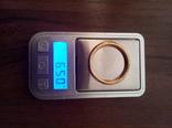 Золото кольцо по ЧК 6.50гр. photo 8