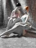 Статуэтка ''Балерины в антракте'' photo 1