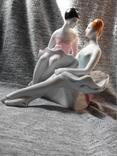 Статуэтка ''Балерины в антракте'' photo 10