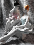 Статуэтка ''Балерины в антракте'' photo 12