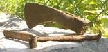 Венгерский топор, чекан фокош, вес 305 гр. photo 12