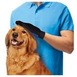 Перчатка для вычесывания шерсти животных True Touch photo 2