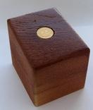 20 франков 1848 г Франция золото 6.44 г +подставка из дерева