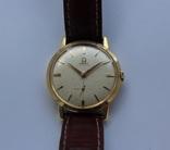 Золотые часы Omega Automatic 34.59 г (подарок официальному поставщику оборудования Омеги) photo 1