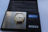 Золотые часы Omega Automatic 34.59 г (подарок официальному поставщику оборудования Омеги) photo 8