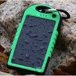 Повербанк для похода Power Bank SOLAR 20 800 с солнечной зарядкой Без резерва photo 2