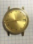 Золотые часы BULOVA Ambassador автоматика