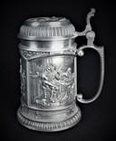 Кружка пивная коллекционная WMF клеймо W.Germany