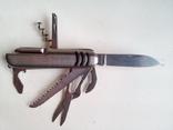 Нож складной 7 в 1