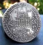 1/2 Талера 1628 р. Зальцбург