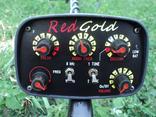 Ред Голд с катушкой 12.5*15 на гарантии