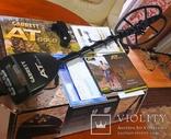 Garrett AT-Gold + катушка NEL Hunter 12.5x8.5 дюймов