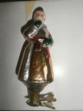 Елочная игрушка СССР дед мороз