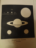 1860 Планетные и Звездные Миры Старинная книга
