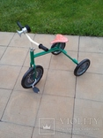 Велосипед трёхколёсный детский (1960х годов)