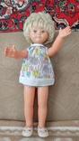 Кукла на резинках 63 см.СССР клеймо