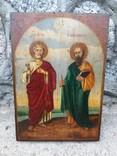 Икона Св. Ап. Пётр и Св.Ап. Павел 25 / 36 см.