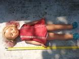 Кукла СССР паричковая на резинках, клеймо photo 9