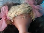 Кукла СССР паричковая на резинках, клеймо photo 12