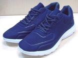 Кроссовки Eriko 3D Цвет Синий 43 размер 27.5 см стелька