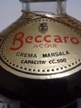 Beccaro Acqui Crema Marsala 1970-1980. 18gr.zucchero % photo 2