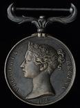 Крымская Медаль за Войну с Российской Империей, Великобритания