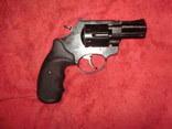 Револьвер STALKER R1-9x6-S,подходит пистолетный патрон 9мм.