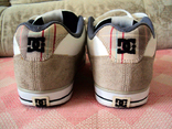 Кроссовки кожаные  мужские  DC Shoes  Dolce & Gabbana  размер 42 стелька 27 photo 3