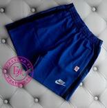Мужские шорты Nike синие M (48)